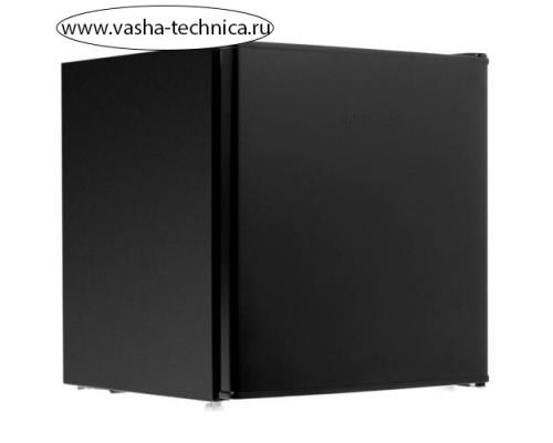 Холодильник Nordfrost NR 402 B черный матовый (однокаме