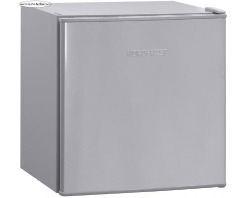 Холодильник Nordfrost NR 506 I серебристый металлик (од